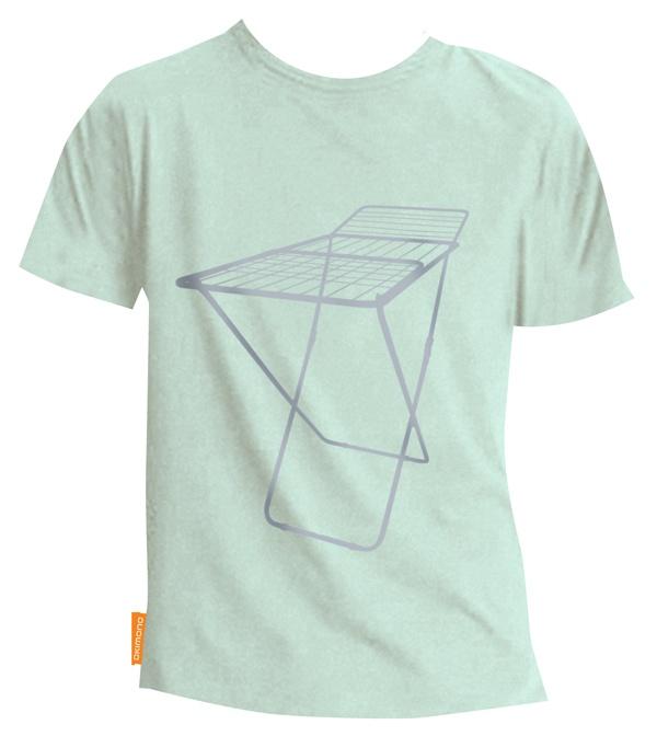 t-shirt 'Mighty Inventions' van Okimono