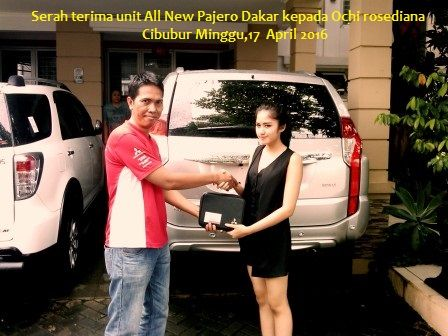 Dealer Pajero Dakar