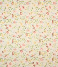 Made to Measure Daisy Chain Fabric / Chintz- nursery curtains