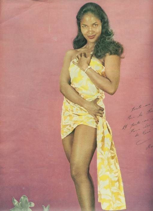 """Marpessa Dawn(January 3, 1934 — August 25, 2008), also known asGypsy Marpessa Dawn Menorwas an American-born French actress, singer, and dancer.    Born inPittsburgh,PennsylvaniaofAfrican-AmericanandFilipinoheritage,[1]she is best-remembered for her role as """"Eurydice"""" in the filmBlack Orpheus.    She and her fellow lead from that film,BrazilianactorBreno Mello, died just 42 days apart in 2008, both from heart attacks. (Wikipedia)"""