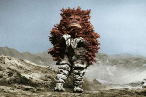 ウルトラQ−13−隕石怪獣ガラモン