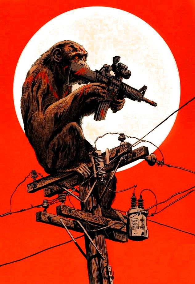 pin by peter ramberg on planet of the apes pinterest art planet