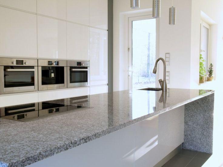 Schöne und moderne Granit Arbeitsplatten, sowie deren Preise - granit k chenarbeitsplatten preise