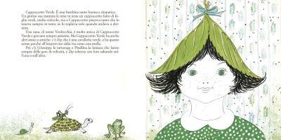 Cappuccetto Verde, Bruno Munari. Ha qualcosa di me!