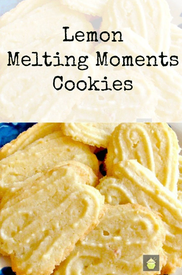 Best 20+ Melting moments cookies ideas on Pinterest ...