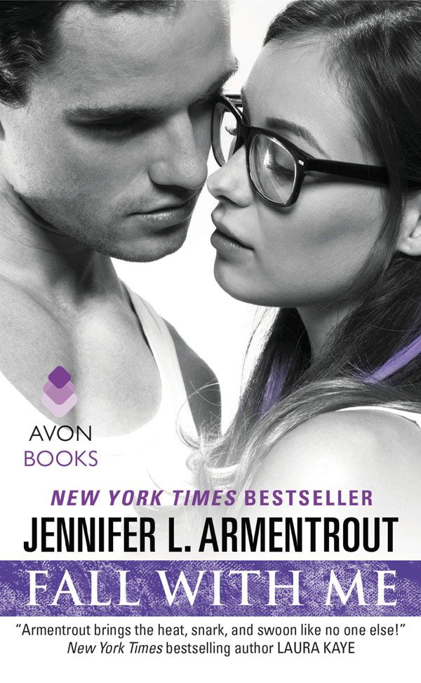 Fall with Me by Jennifer L. Armentrout / Wait for You # 4
