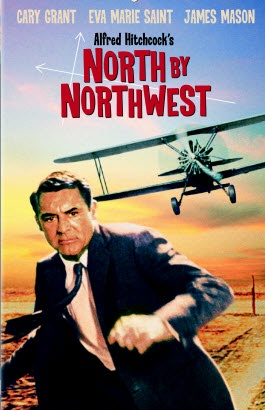 """North by Northwest""  dir. Alfred Hitchcock"