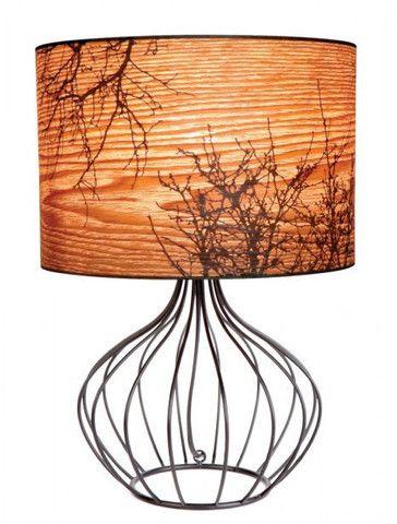 Micky & Stevie Autumn Table Lamp