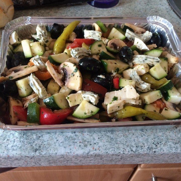 Gemüsepäckchen für den Grill, ein tolles Rezept aus der Kategorie Beilage. Bewertungen: 62. Durchschnitt: Ø 4,2.