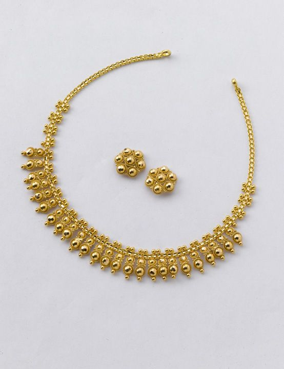 beautiful handcrafted gold jewellery at factory price.