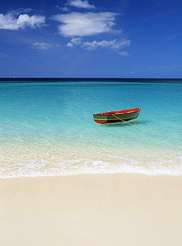 The Caribbean Islands' laid back pace, lush tropical beaches, forested peaks, scuba diving opportunities and year round sunshine.