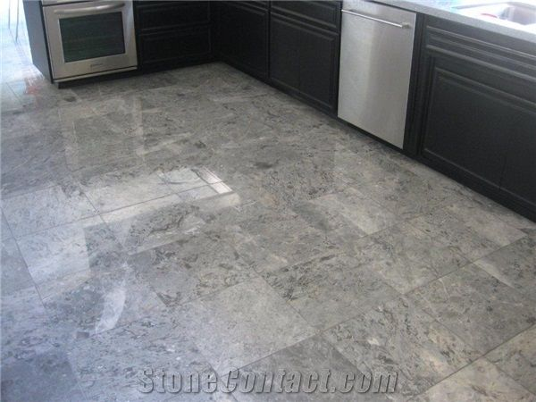 Silver Grey Marble Floor Tiles Mexico Silver Grey Marble