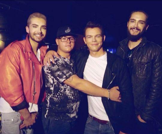 Tokio Hotel Aliens Spain