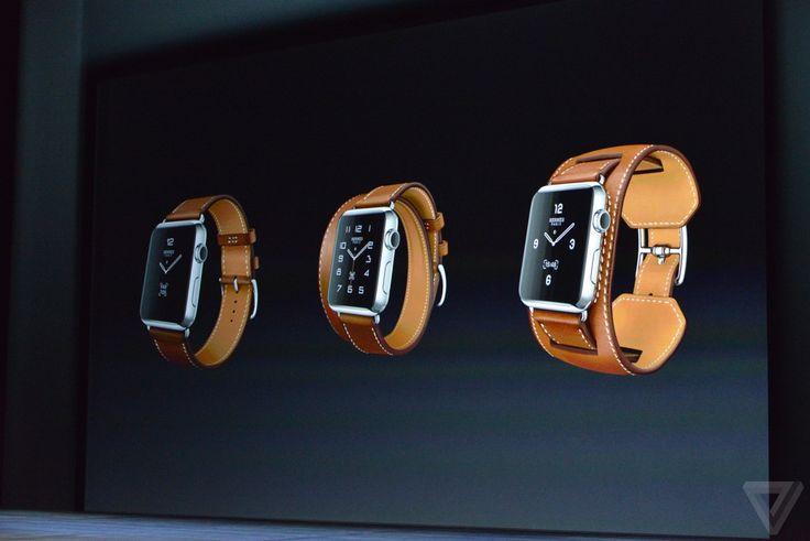 Neue Farben für die Apple Watch Sport und weitere Armbänder - apple-iphone-6s-live-_0339 #iphone #apple
