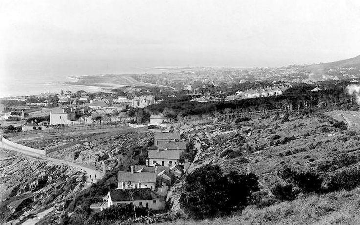 Sea Point, Cape Town. c1890