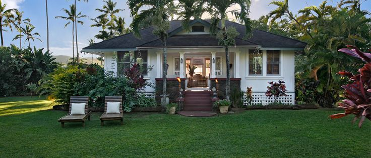 Kauai Cottages | Vacation Rentals | Best place to stay in Kauai