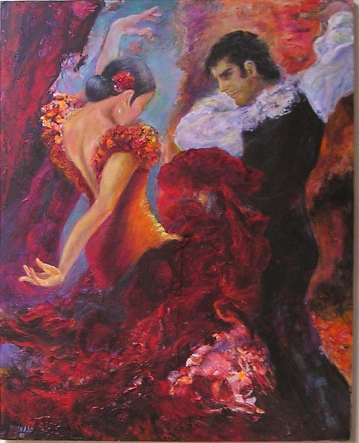 Spanish Dancers @@@@¡¡¡¡¡.....http://www.pinterest.com/heatherdonaghy3/spanish-style/ €€€€€€€€€€€€€~~~~~~~~~~~~~~