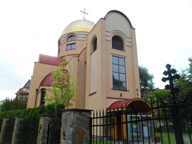 Ukrainian Orthodox Church Szczecin,Poland