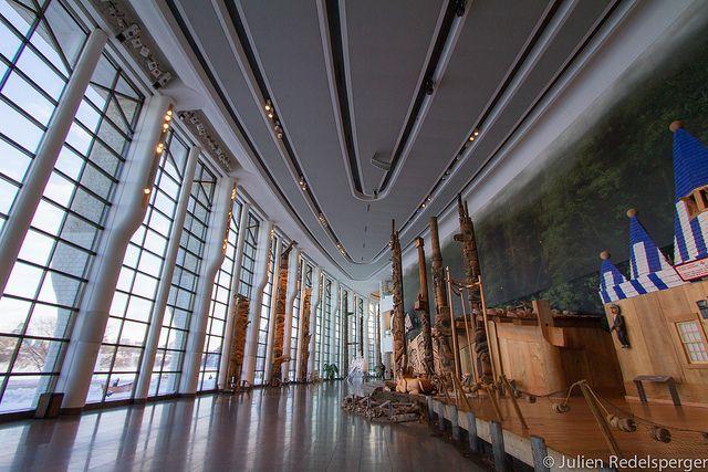 Musée Canadien des Civilisations à Ottawa