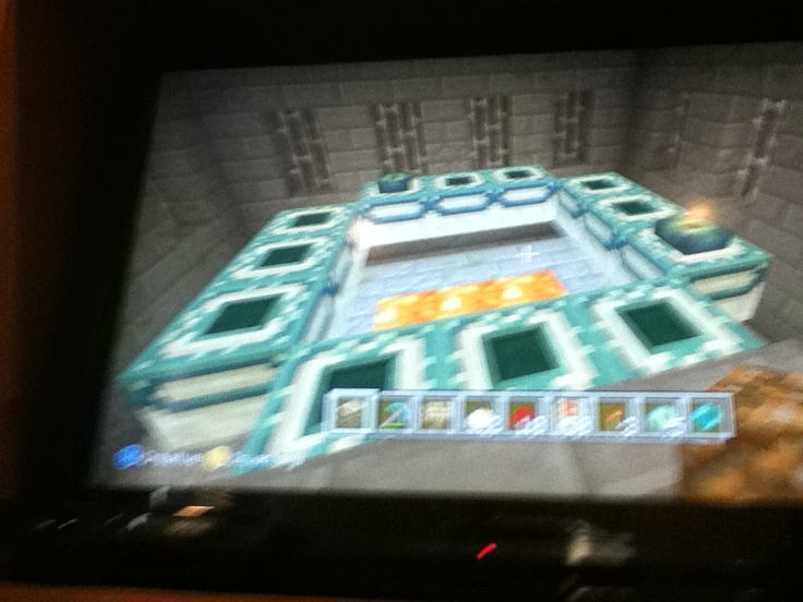 THE ENDER PORTAL IN XBOX VERSION