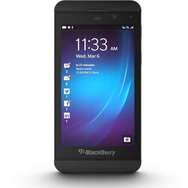 the new blackberry - Blackberry Z10