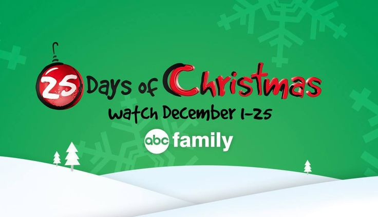 Are you ready to get into the holiday spirit? After reading this, you'll want to set some time aside and catch up on all the best Christmas movies. ABC Family just unveiled its 25 Days Of Christmas program schedule, so December will be jam-packed with enough Christmas movies to max out even the most