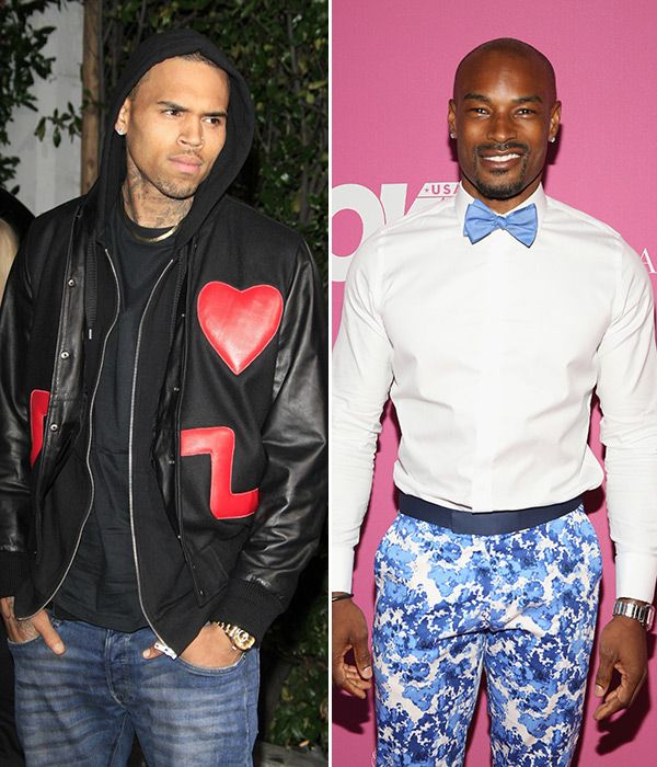 Chris Brown Apologizes For Escalating Feud With Tyson Beckford Over Karrueche Tran