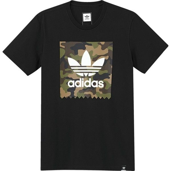 Adidas Camo Blackbird T-Shirt (€24) ❤ liked on Polyvore featuring men's fashion, men's clothing, men's shirts, men's t-shirts, mens t shirts, mens camo shirt, mens camo t shirt, adidas mens t shirt and adidas mens shirts