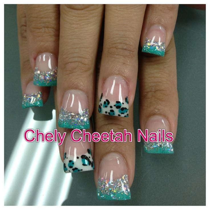 New Rockstar Acrylic Nail Designs: 25+ Best Ideas About Turquoise Acrylic Nails On Pinterest