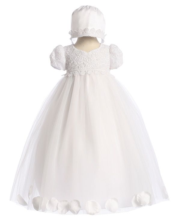 White top black bottom dress for kids