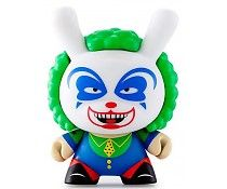 Doink The Clown 3/40 - Mishka Dunny series