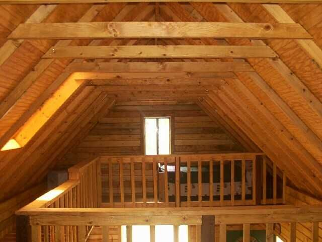 14 x 24 owner built cabin w loft truth is treason for 20 x 32 cabin with loft