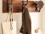 Vintage Ski Coat Rack - eclectic - clothes racks - - by Orvis