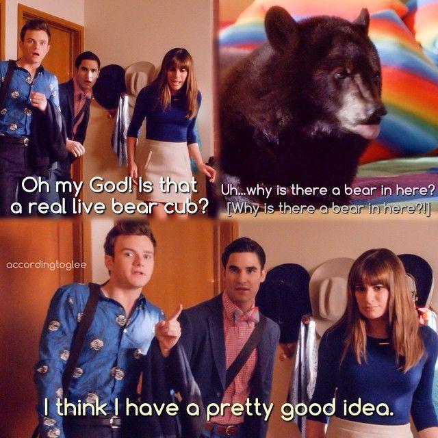 """#Glee 6x04 """"The Hurt Locker, Part One"""""""