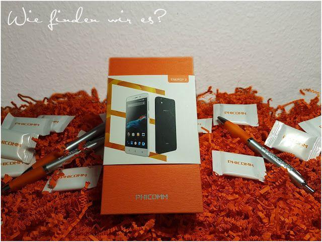 Wie finden wir es ???  : Phicomm Energy 2 - Smartphone-Testbericht