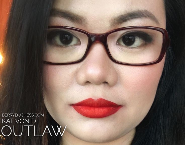 Kat Von D Outlaw Review and Swatches