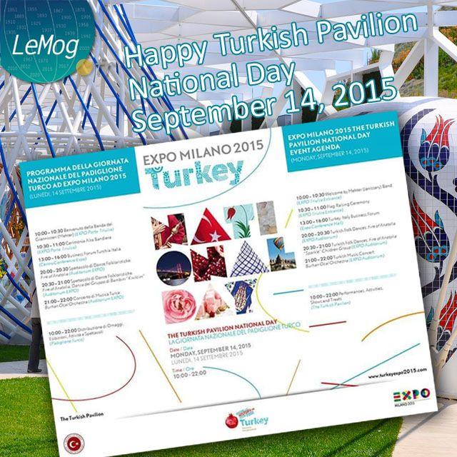 Expo 2016 Antalya BLOG: September 14, 2015... Turkish Pavilion National da...