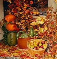 Mabon, Autumnal Equinox, Alban Elfed, Second Harvest Celebration, Harvest Home:  Lore, Preparations, Bibliography, Celebrations, Crafts, Rituals, Links, Poems, Prayers