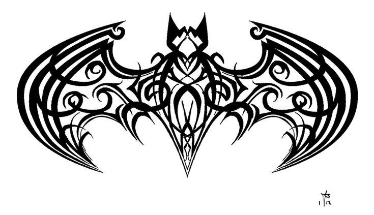 25 best ideas about batman tattoo on pinterest batman symbol tattoos joker symbol and batman. Black Bedroom Furniture Sets. Home Design Ideas
