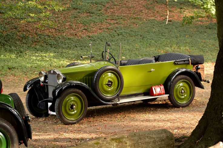 1928 Zbrojovka Z-18 Faeton