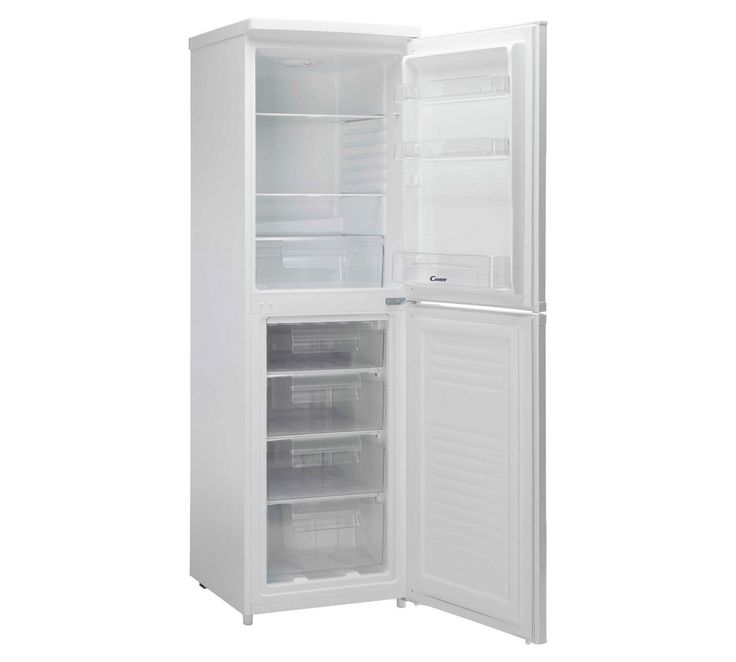 Buy Candy CCBF5172WK Frost Free Tall Fridge Freezer - White at Argos.co.uk, visit Argos.co.uk to shop online for Fridge freezers, Large kitchen appliances, Home and garden #HomeAppliancesFreezers