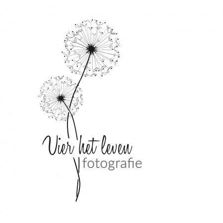 Logo ontworpen door by Meij - Vier het leven fotografie