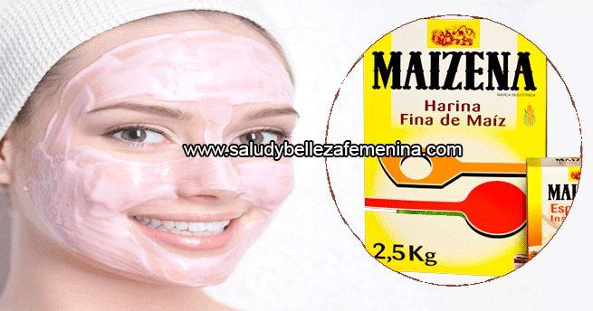 Alisa tu piel efecto inmediato con esta mascarilla de maizena.- Esta increíble mascarilla es de efecto inmediato anti-edad para tu piel. ...