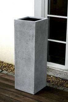 pflanzk bel blumenk bel pflanzgef sse in beton oder sandsteinoptik pflanzen gef e. Black Bedroom Furniture Sets. Home Design Ideas