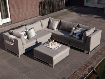 Simple Gartenlounge Outdoor Gartenm bel Nanotex