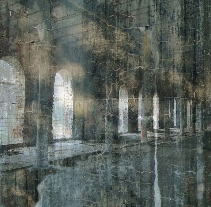 "groayla lillesund - Digital art ""SMIEØYA II"" 54 x 54"