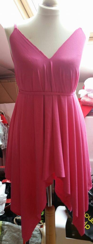 Coudre une gown ou un prime Océane – Tuto Couture DIY