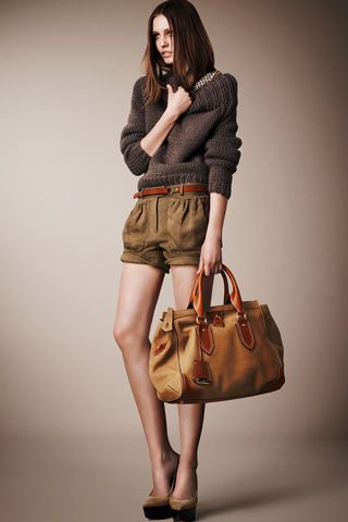 Burberry Prorsum 2013 Resort
