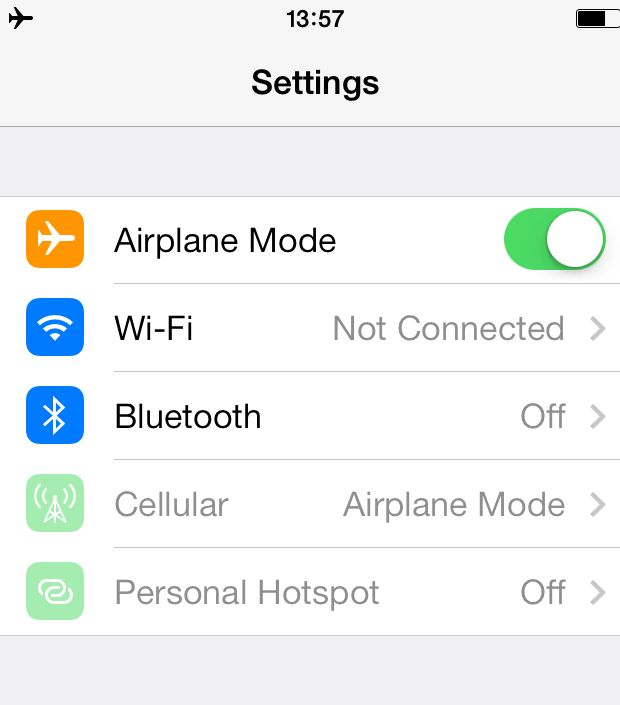 Two easy ways for using your iPhone abroad. How you can use your iPhone internationally for free with WiFi and airplane mode.
