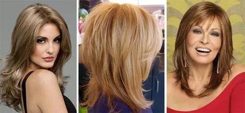 длинные волосы причёска слоями: 26 тис. зображень знайдено в Яндекс.Зображеннях